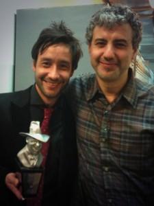 PREMIO GARDEL 2013 al Mejor Álbum Artista Masculino de Folklore