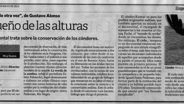 El Cielo Otra Vez – Diario Clarín