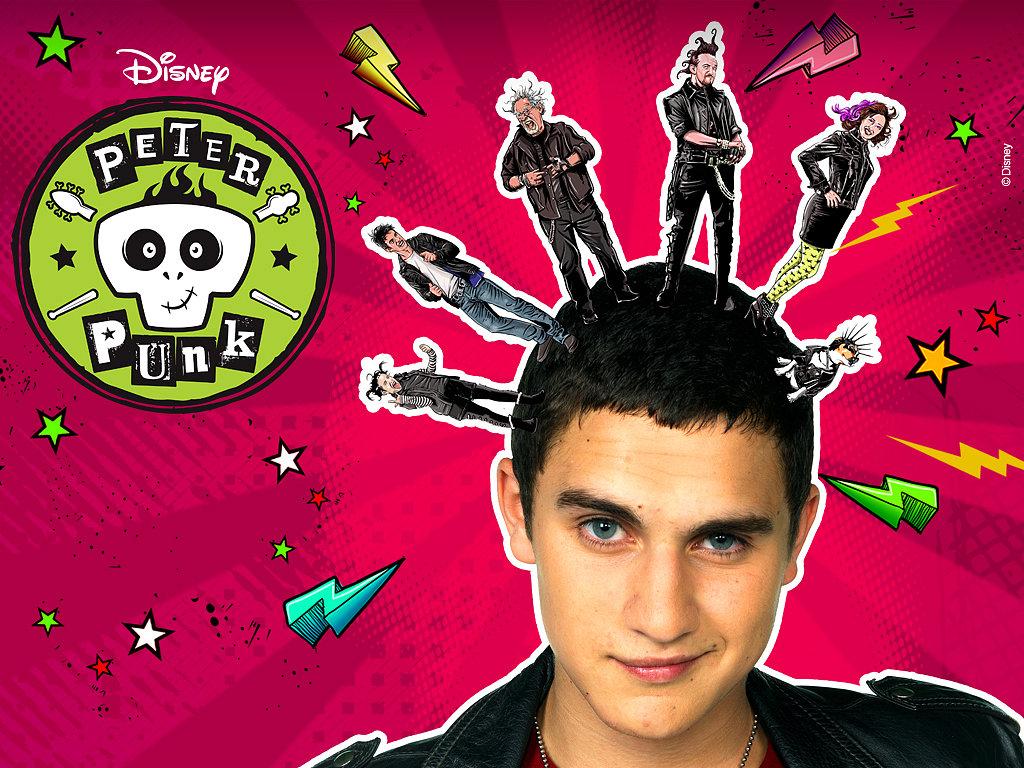PETER PUNK – Disney Channel