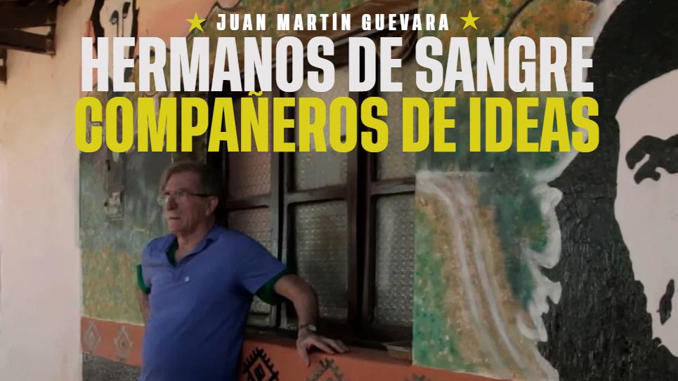 "TRAILER ""HERMANOS DE SANGRE, COMPAÑEROS DE IDEAS"""